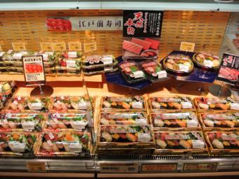 「都市型標準」500坪型ヨークフーズ新宿富久店徹底解剖