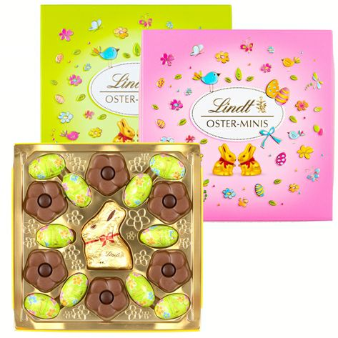 イースター限定のチョコレート「ミニプラリネ イースター 90g」