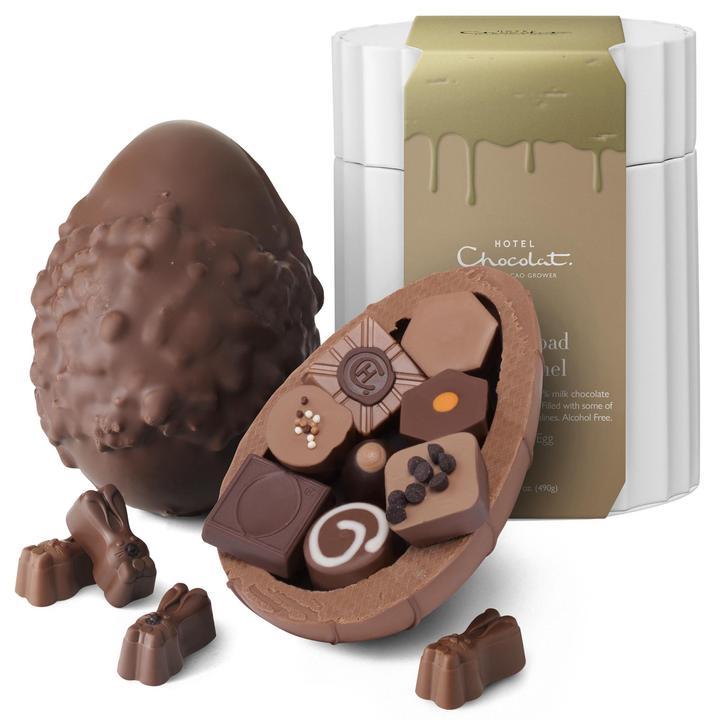 イースター限定のチョコレート「エクストラシックエッグ」