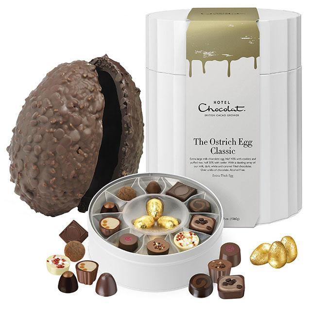 イースター限定のチョコレート「オーストリッチエッグ クラッシック」