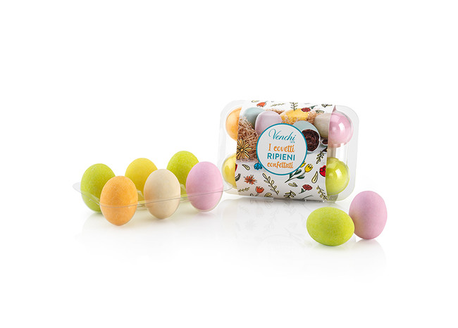 イースター限定のチョコレート「スモール キャンディド ミニエッグス パック」