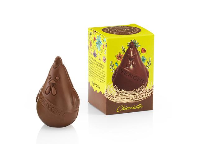 イースター限定のチョコレート「ダークチョコレート ヘン」