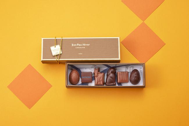 イースター限定のチョコレート「ボンボン ショコラ 6個 パック」