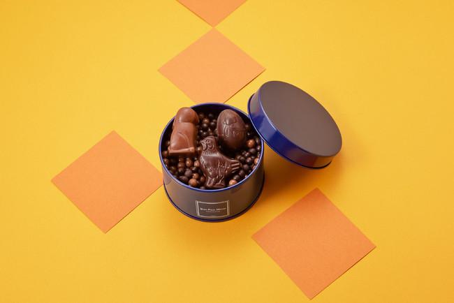 イースター限定のチョコレート「シャス ア ルフ」