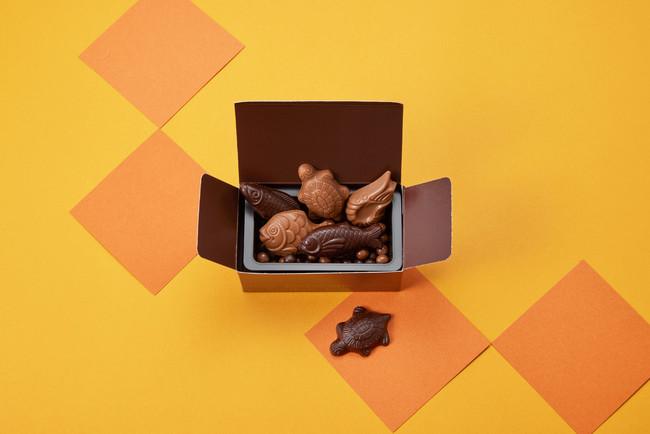 イースター限定のチョコレート「フリチュール」