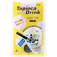 業務スーパーの輸入お菓子「タピオカドリンク」