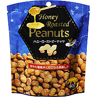 業務スーパーの輸入お菓子「ハニーローストピーナッツ」