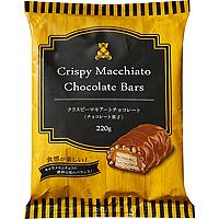 業務スーパーの輸入お菓子「クリスピーマキアートチョコレート」