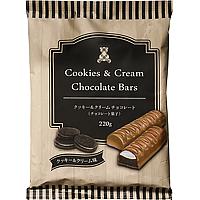 業務スーパーの輸入お菓子「クッキー&クリームのチョコレート」