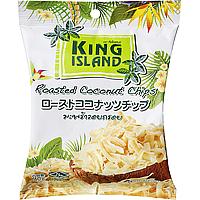業務スーパーの輸入お菓子「ローストココナッツチップ」