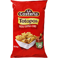 業務スーパーの輸入お菓子「トルティーヤチップス」