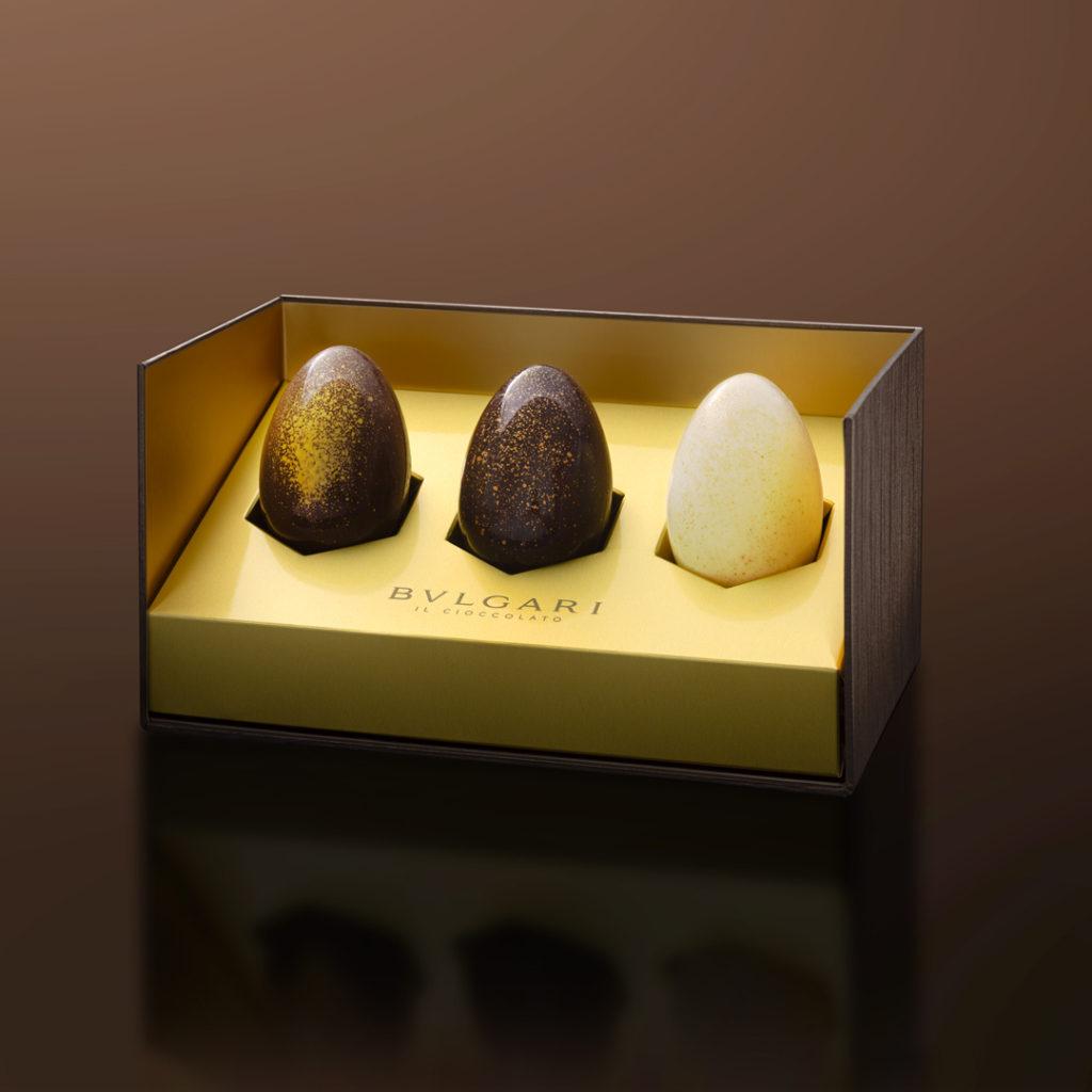 イースター限定のチョコレート「ウォーヴァ・ディ・パスクワ」