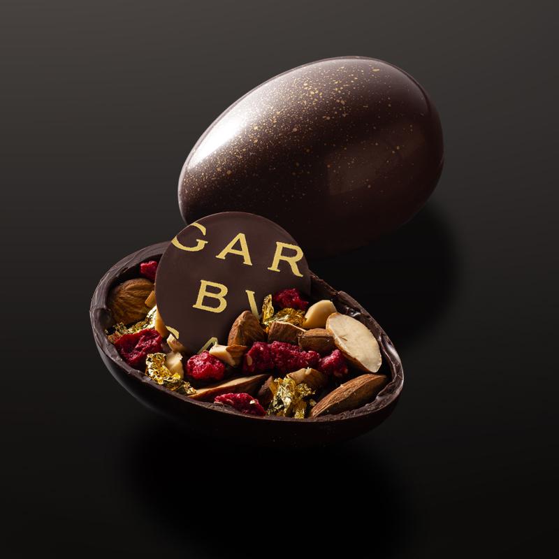 イースター限定のチョコレート「ウォーヴァ・ディ・パスクワ・ビターチョコレート」