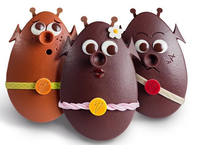 イースター限定のチョコレート「デスティナシオン プラネット ショコラ」