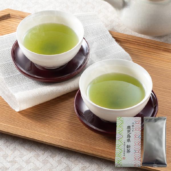 母の日ギフト「ハラダ製茶 鹿児島県産 玉露入り新茶」