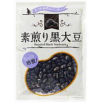 業務スーパーの素煎り黒大豆