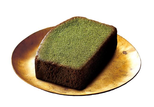 ファミマの抹茶のパウンドケーキ