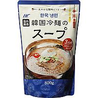業務スーパーで買える韓国冷麺のスープ