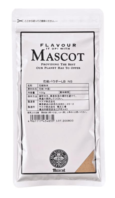 マスコット 花山椒パウダー100g