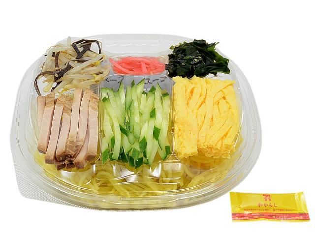 6種具材を楽しむ冷し中華